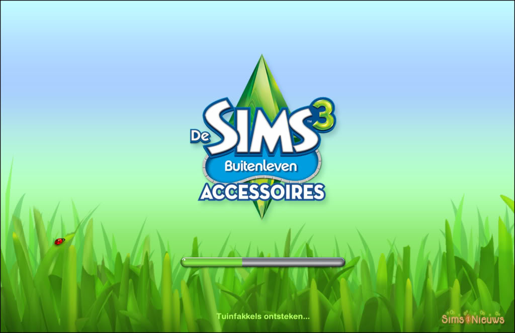 SN Review: The Sims 3 Outdoor Living Stuff