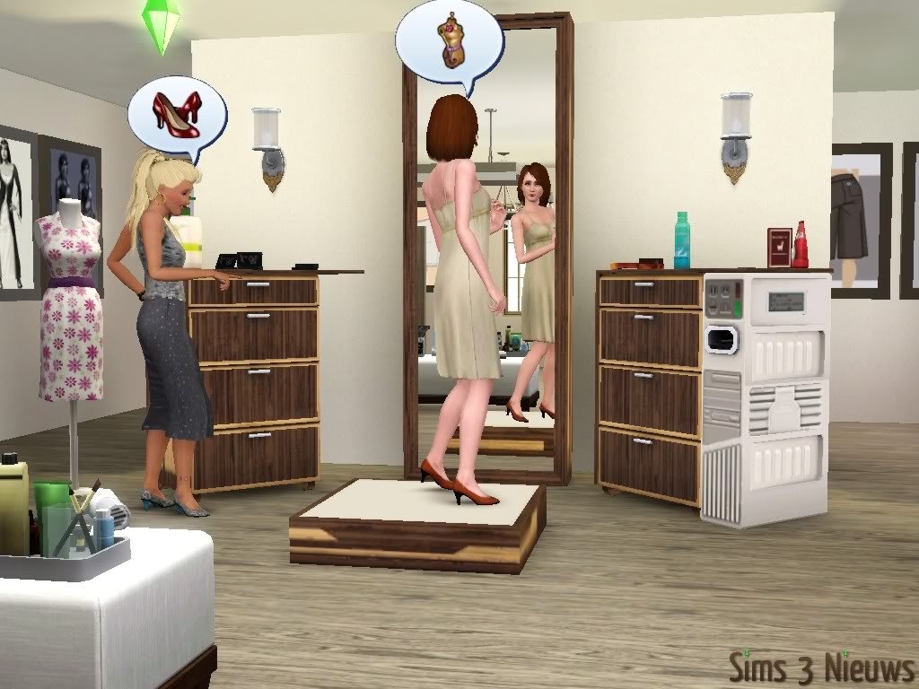 The Sims 3 Ambitions Review 3 Jobs Skills And Shop Specialized In Recycled Goods Sims Nieuws