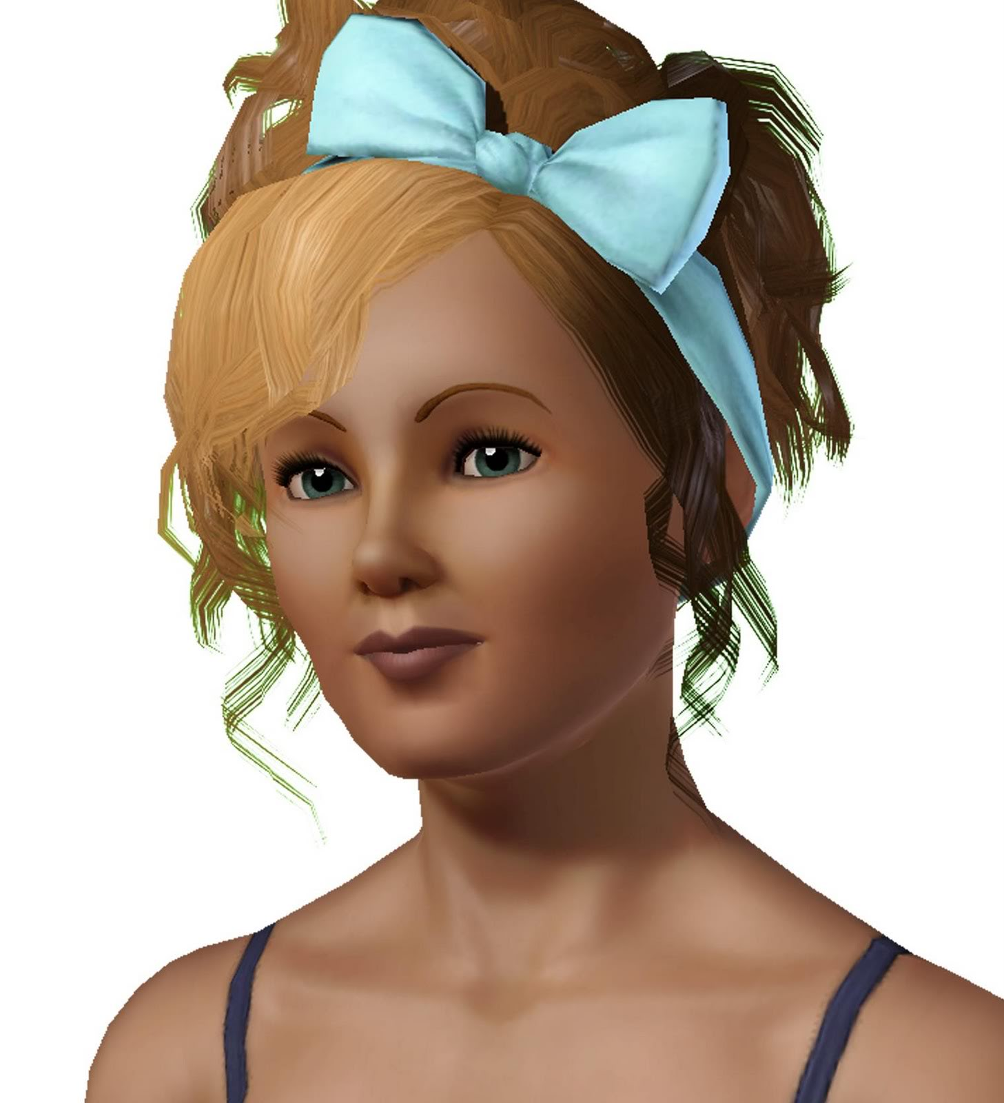 Drie nieuwe kapsels uit De Sims 3 Bad- en Slaapkamer Accessoires ...