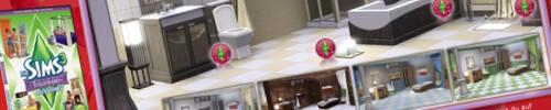 De Sims 3 Slaap- en Badkamer accessoires « Sims Nieuws