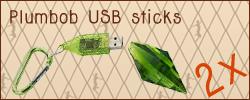 De Sims Plumbbob USB