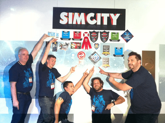 SimCity awards