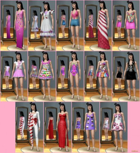 SN Review: De Sims 3 Katy Perry Pakt Uit