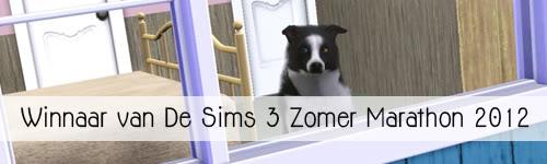Winnaar De Sims 3 Zomer Marathon