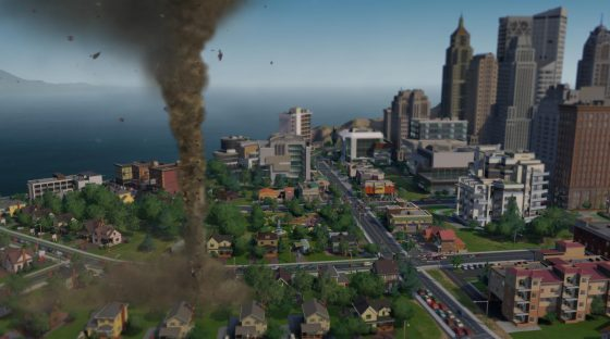 SimCity Physics