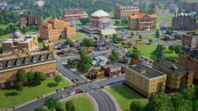 Rampen in SimCity