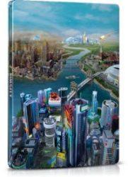 SimCity Steelbook