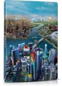 Gratis 'Steelbook' bij bestelling van SimCity op Amazon.de