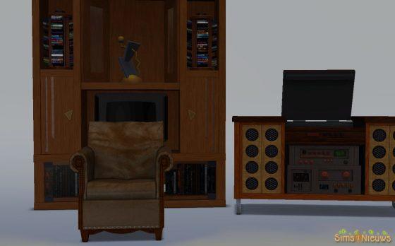 SN Review: De Sims 3 70's, 80's en 90's accesoires
