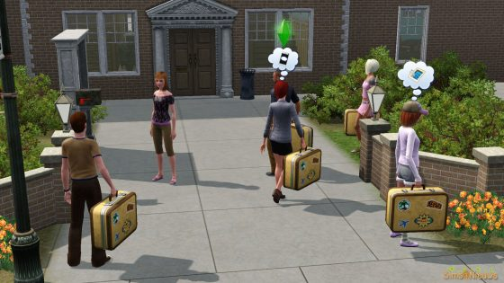 SN Preview: De Sims 3 Studententijd