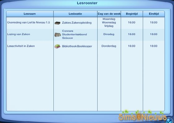 SN Review: De Sims 3 Studententijd