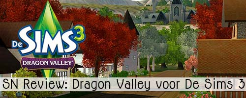 SN Review: Dragon Valley voor De Sims 3
