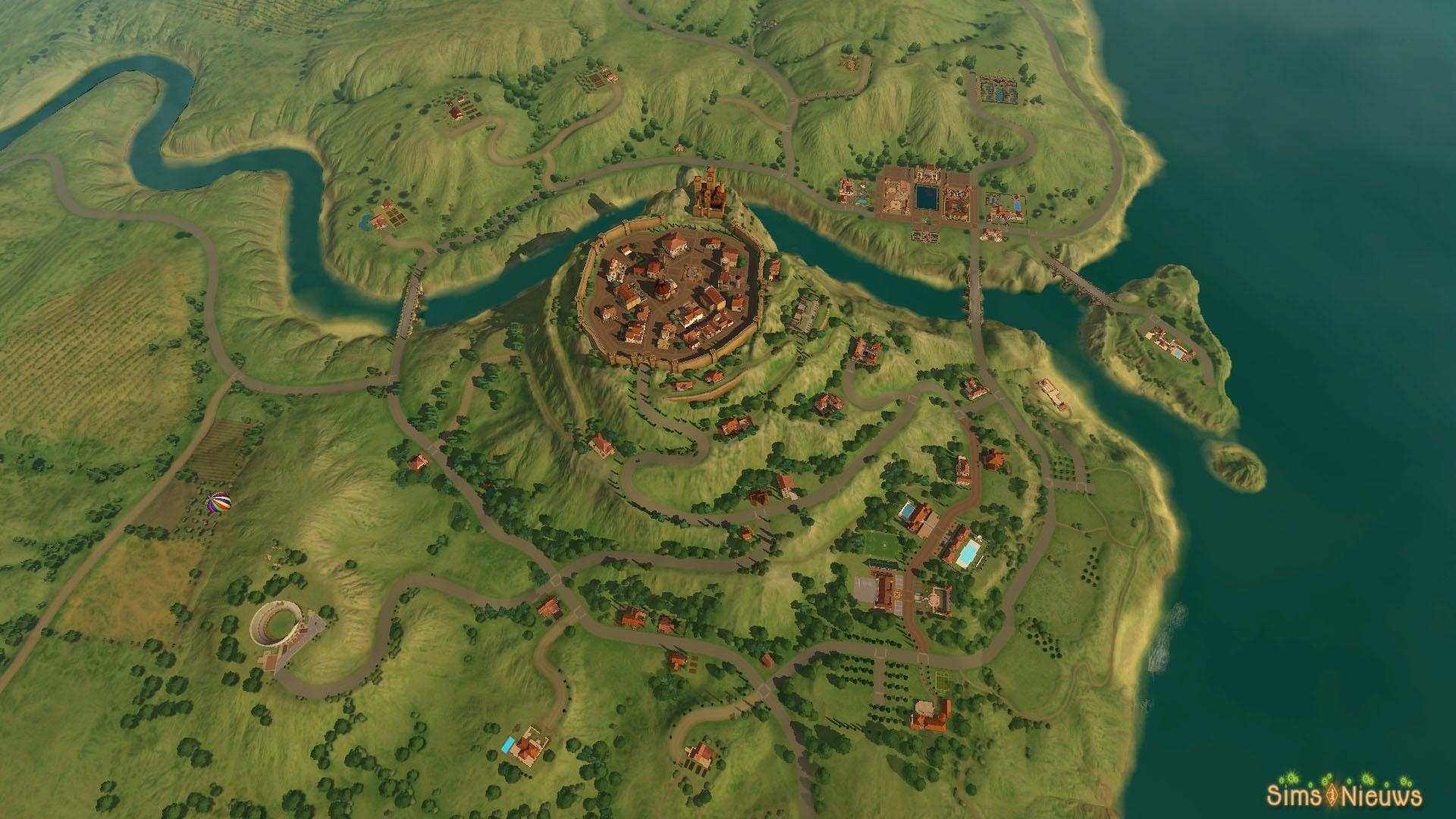 Sn review monte vista sims nieuws for Montevista com