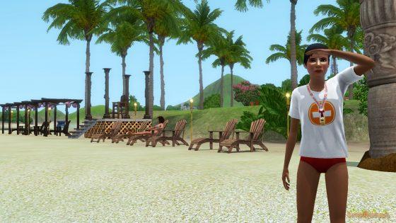 De Sims 3 Exotisch Eiland