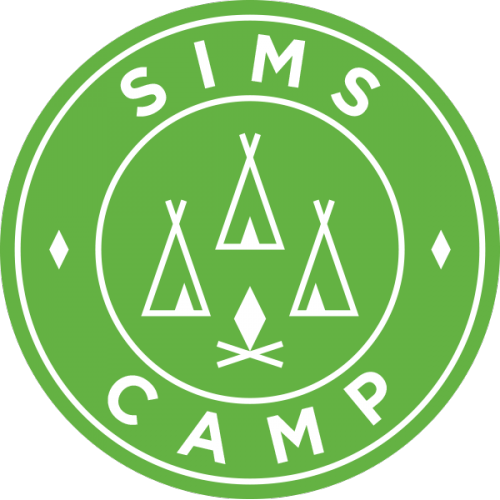 Vanmiddag Sims Camp livestream