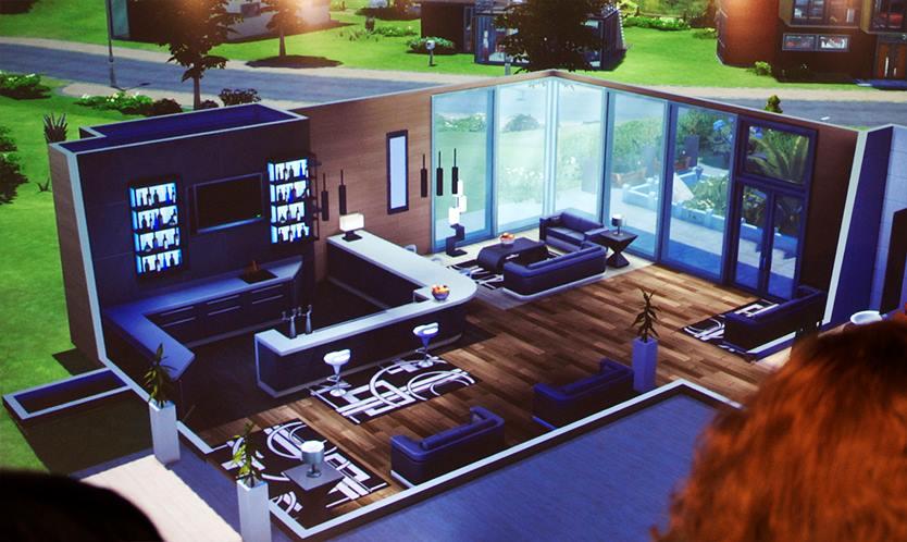 Gamescom 2013 De Sims 4 Bouw En Koop Sims Nieuws