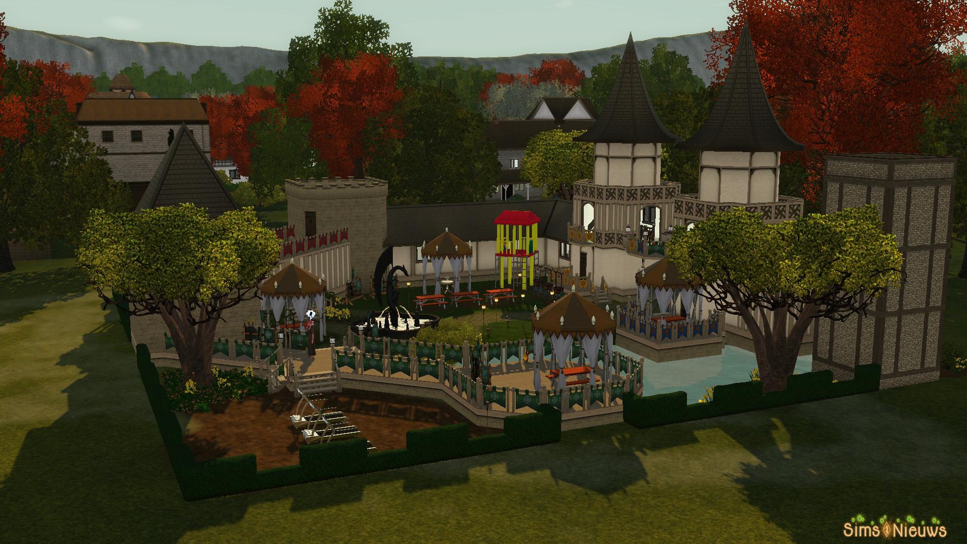 Lintenhertog Balzaal FestivalKavel
