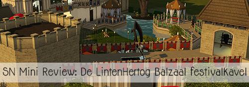 MiniReviewlintenhertogbalzaalfestivalkavel