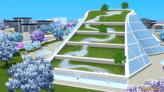 De Sims 3 Vooruit in de Tijd Speelsessie 1