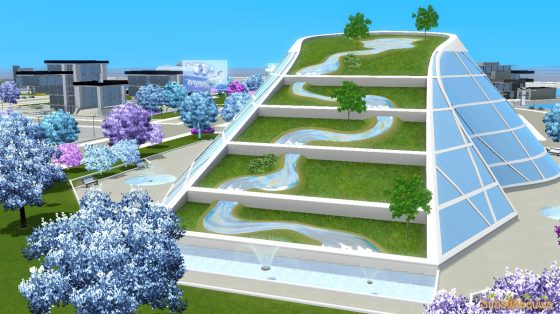 Nederlandse Previews van De Sims 3 Vooruit in de Tijd