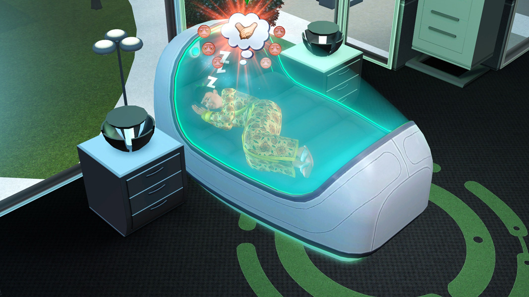 Sims Can T Travel To The Future