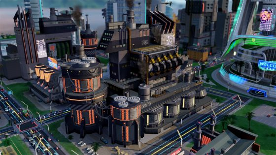 SimCityStedenvandetoekomst