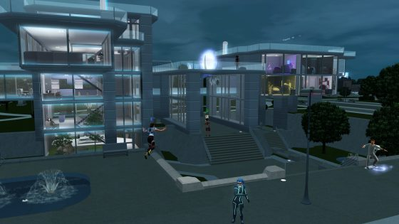 De Sims 3 Community Blog: Future Living – Part 1