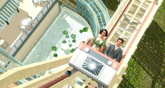 Sims 3 Roaring Heights