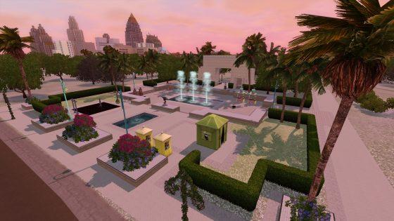 De Sims 3 Roaring Heights: Festivalkavel gratis