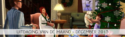 Uitdaging van de maand - december 2013: stemmen!