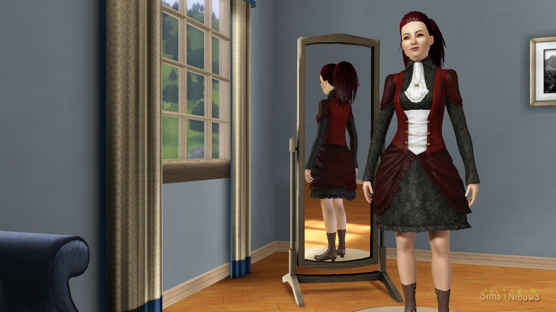 De Sims 3 Midnight Hollow