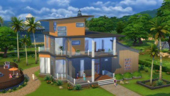 Sims 4 Screen