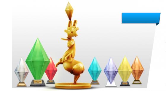 Sims screen