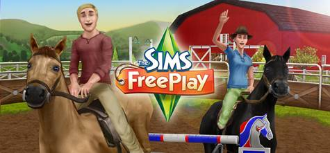 De Sims Freeplay update: Saddle up in The Sims Freeplay