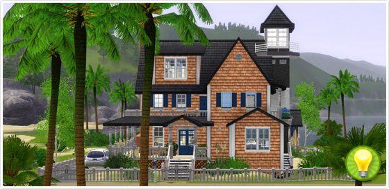 Sims 3 store uitgelichte look