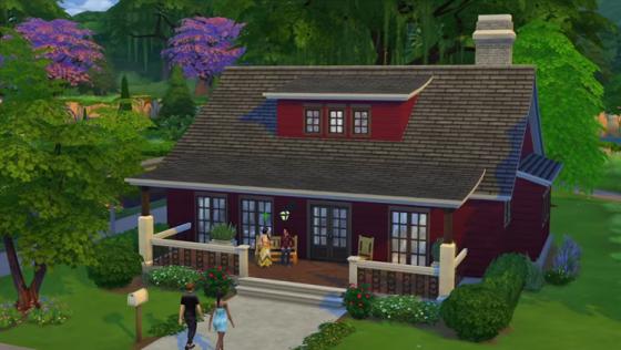 Sims 4 zolders