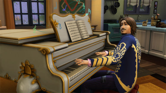 Sims 4 blog