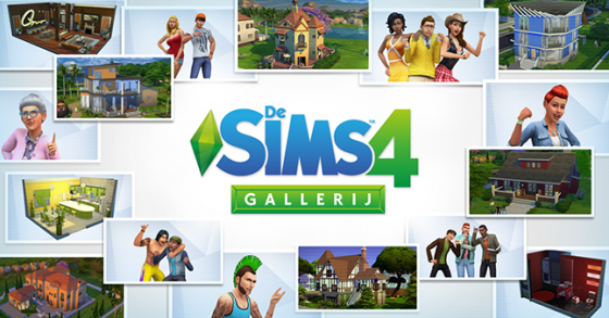 De Sims™ 4 Galerie is online!