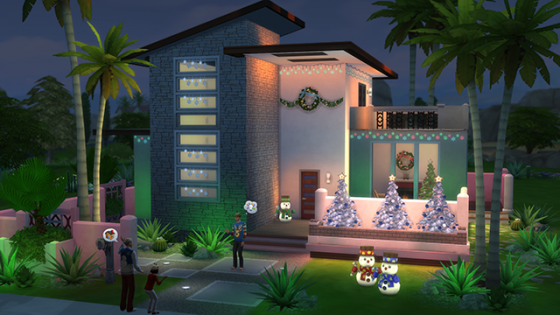 Sims 4 blog 1.1.1