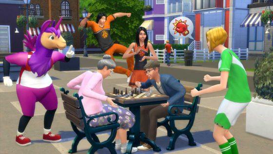 Sims 4 blog dec