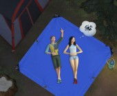 Sims 4 kamperen 2
