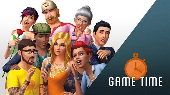 Sims 4 uit