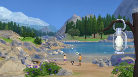 De 6 dingen die je moet weten over De Sims 4 In de Natuur