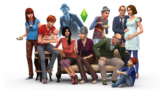 De Sims 4 community blog: Maak kennis met Genealogie
