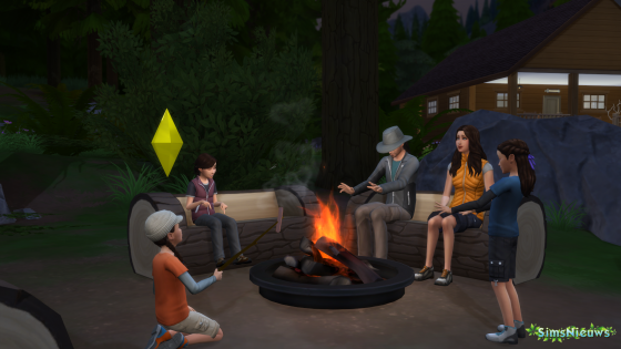 SN Review: De Sims 4 In de Natuur