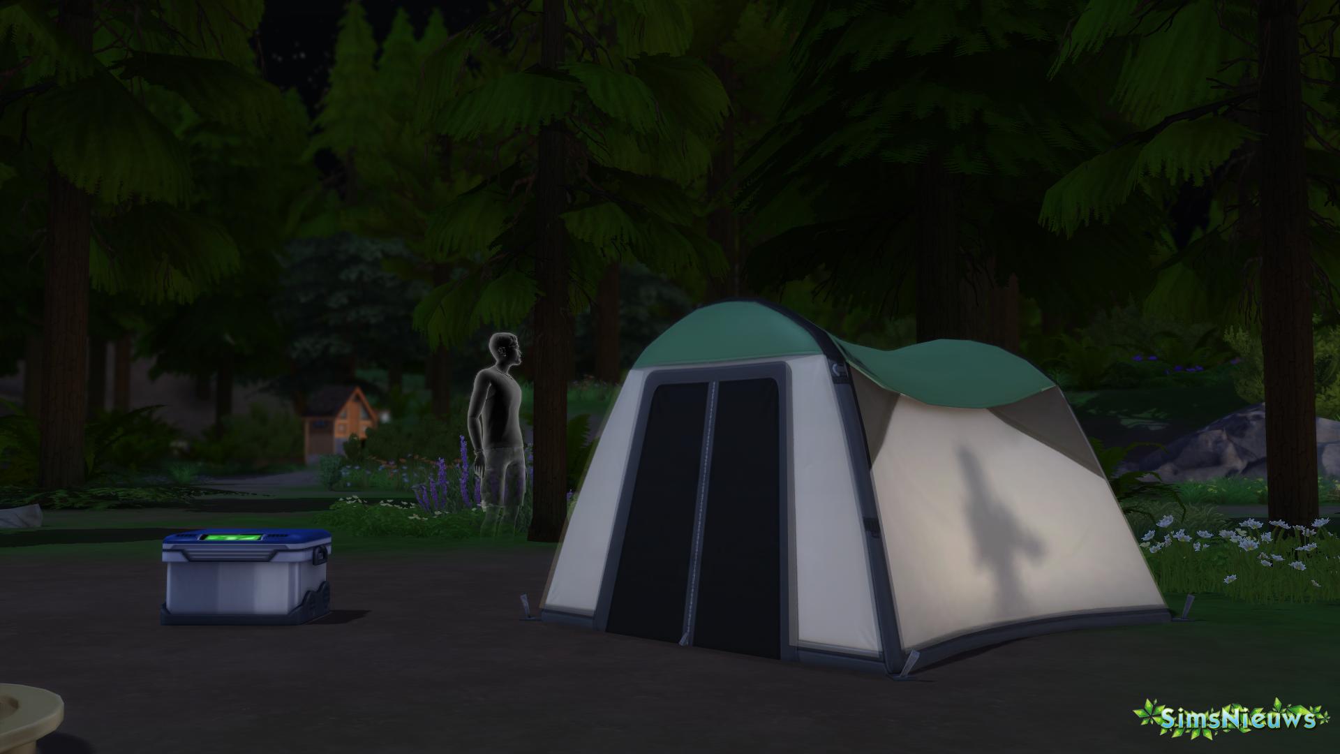 De Sims 4 In de Natuur
