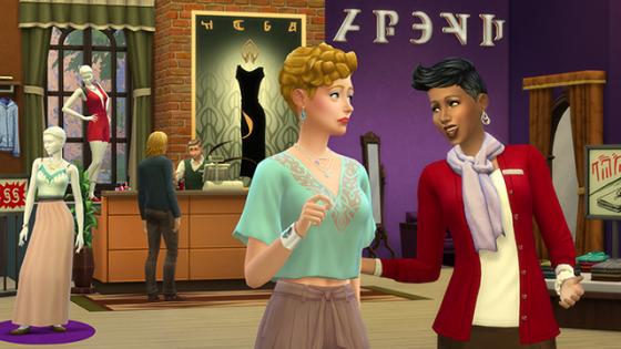 Sims 4 blog uit 2
