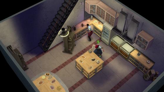 Sims 4 kelders 2