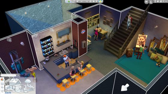 Sims 4 kelders