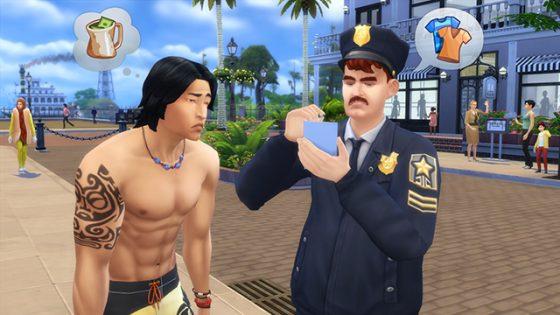 Sims 4 maart 2